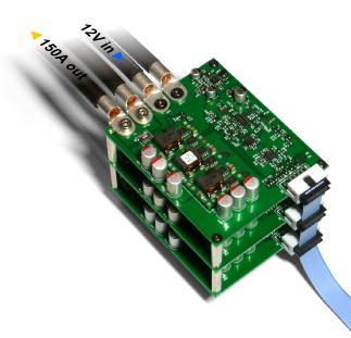 Intensift Nx50 laser diode driver