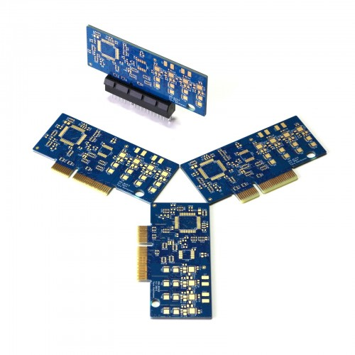 The very first Ion servo drive circuit boards