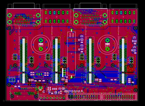 ION motherboard design nearly ready for prototyping